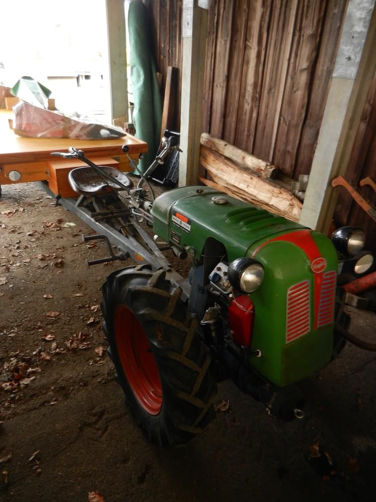 Mechanisierung I